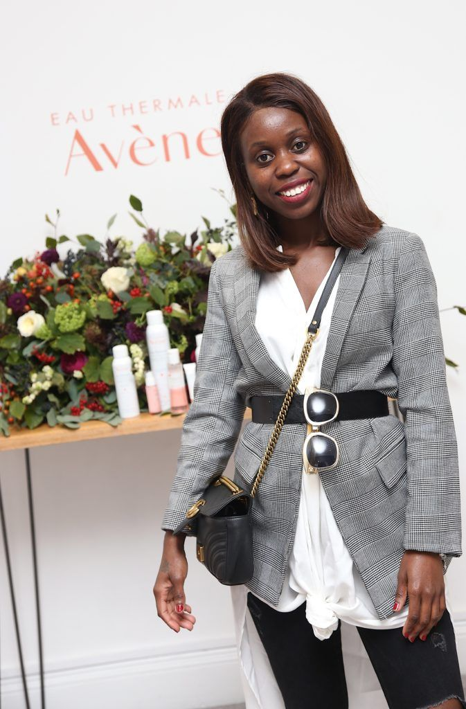 Nash Wynter pictured at the Avene Radiance Skincare launch at Studio 10, Wicklow St (20/09/18). Photo: Karen Morgan