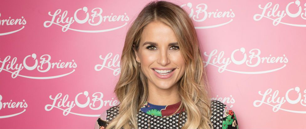 You're going to love Vogue Williams' outfit for Christmas Day