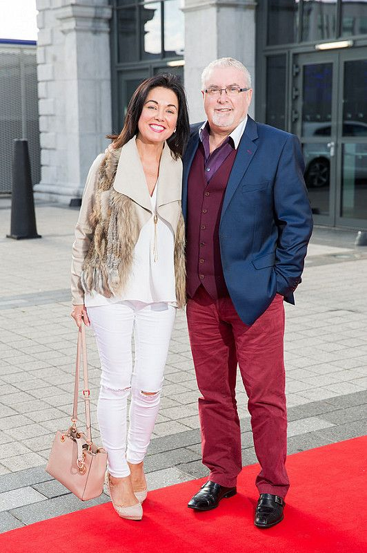 Picture shows from left Anne and Rory Larkin;   celebrating the renaming of the Private Members' Club at 3Arena, the 1878 (formerly Audi Club).The launch of the 1878 took place on Saturday June 21st when Fleetwood Mac took to the main stage at the 3Arena and played to a sold out audience.Pic:Naoise Culhane-no fee The new name, the 1878, refers to the year the original building housing 3Arena was built, previously used as a rail terminus for the Midland and Great Western Railway Company. Respect for history is important and the new name encompasses the timeless qualities of luxury, style and elegance that 3Arena Private Members' Clubs pride themselves on, the qualities Members expect from their Club experience. With a nod to the building's past as a point of departure and a reference to the journey through history it has made, the 1878 continues to provide the backdrop to journeys – now the musical and inspirational journeys created by the world-class acts, performers and musicians welcomed to 3Arena, which The 1878 members enjoy in uniquely luxurious fashion. Pic:Naoise Culhane-no fee