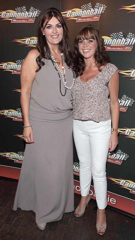 Maree Gorman and Eunice O Neill  Pic;Brian McEvoy