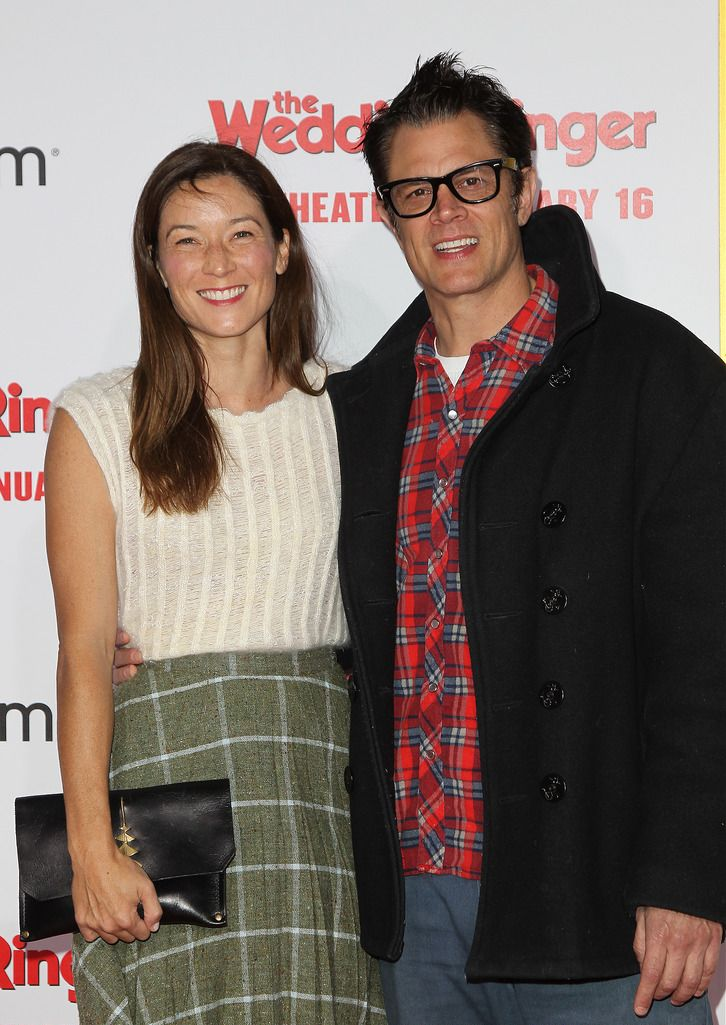 Featuring: Johnny Knoxville, Naomi Nelson  FayesVision/WENN.com