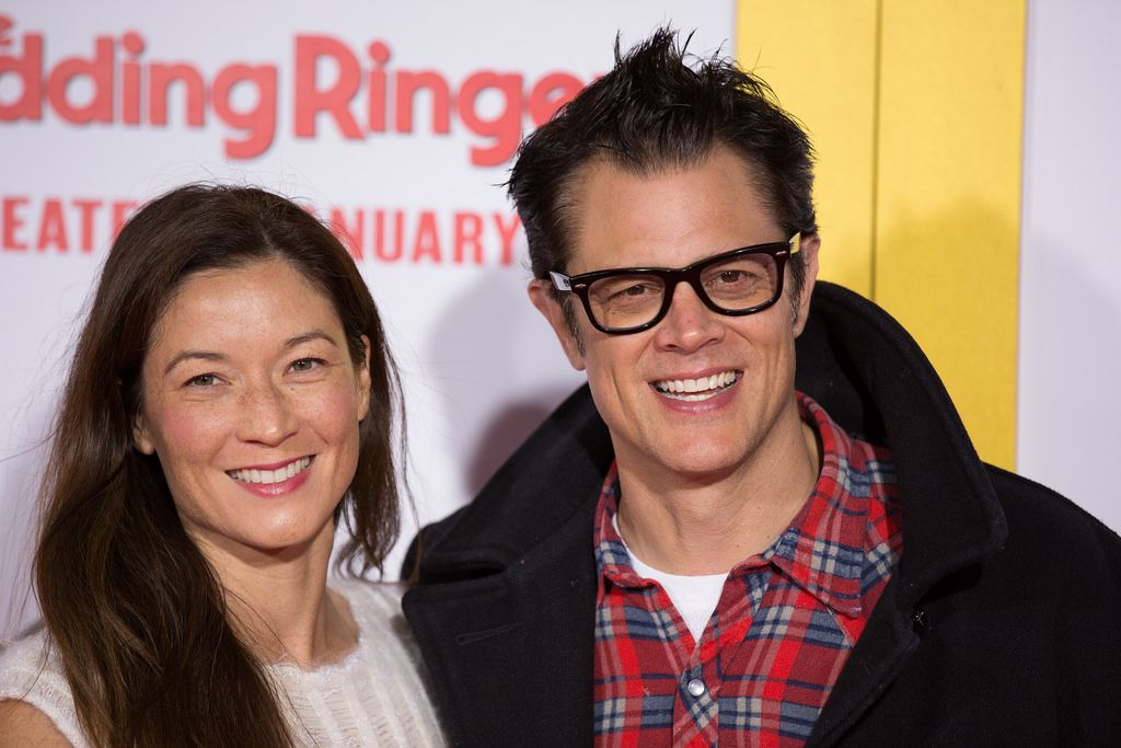 Featuring: Naomi Nelson, Johnny Knoxville  Brian To/WENN.com