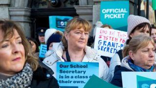 Deal Reached To Improve Pay For School Secretaries And Caretakers