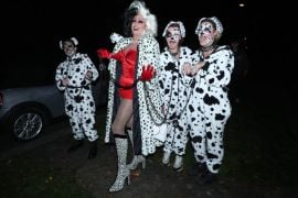 Some Of The Best Celebrity Halloween Costumes To Inspire You