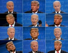 Trump Vs Biden: Who Is Leading In Swing States?