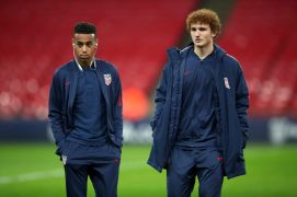 Usa Planning Anti-Racism Protest Ahead Of Wales Friendly, Says Tyler Adams