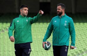 Andy Farrell Believes Conor Murray Craves Competition For Scrum-Half Position