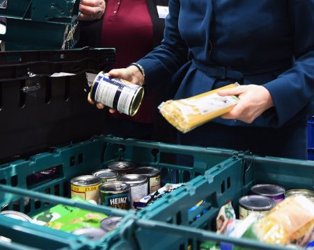 Demand For Food Parcels From Cancer Patients Spikes Since Pandemic