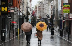 Unsettled Weekend Ahead As Yellow Weather Warning Issued For Half The Country