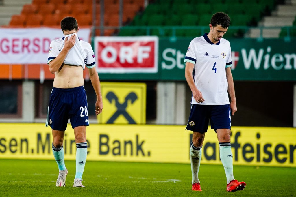 Northern Ireland out of Nations League after Norway forfeit Romania game