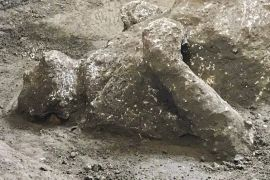 Remains Of 'Man And His Slave' Fleeing Vesuvius Eruption Unearthed At Pompeii