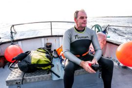 Donegal Marathon Swimmer Inundated With Goodwill Messages From Public