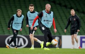 Dundalk V Rapid Vienna: Time, Channel, Team News