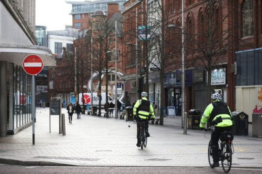 Shopping Guidance Issued On First Day Of Ni Circuit-Break Lockdown