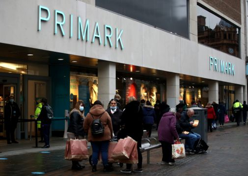 Penneys Owner Takes €474M Hit From Lockdown Closures