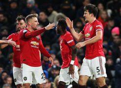 United Players Unite With £250,000 For Vulnerable Children