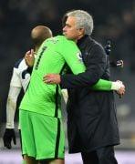 Jose Mourinho Calls Hugo Lloris The League's Best Keeper After Tottenham Draw