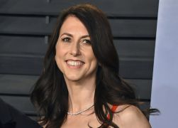 Mackenzie Scott Gives $4.1 Billion To Charity In Four Months