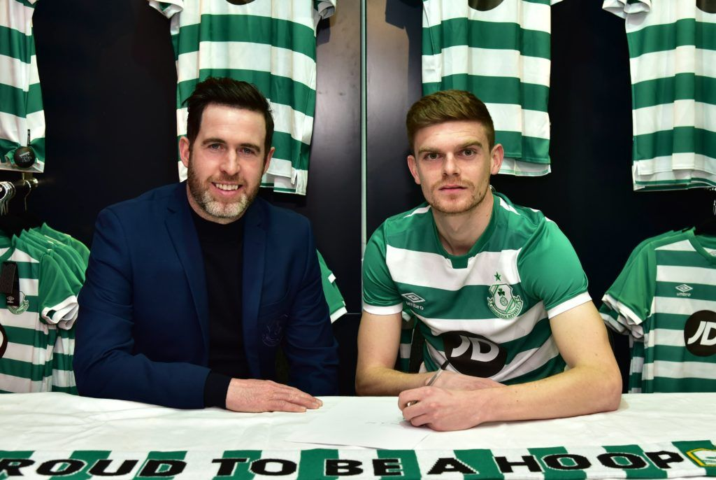 Shamrock Rovers announce signings of Sean Gannon and Danny Mandroiu