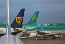 Spending On Flights Has Increased By Over 100% Since May - Aib Study