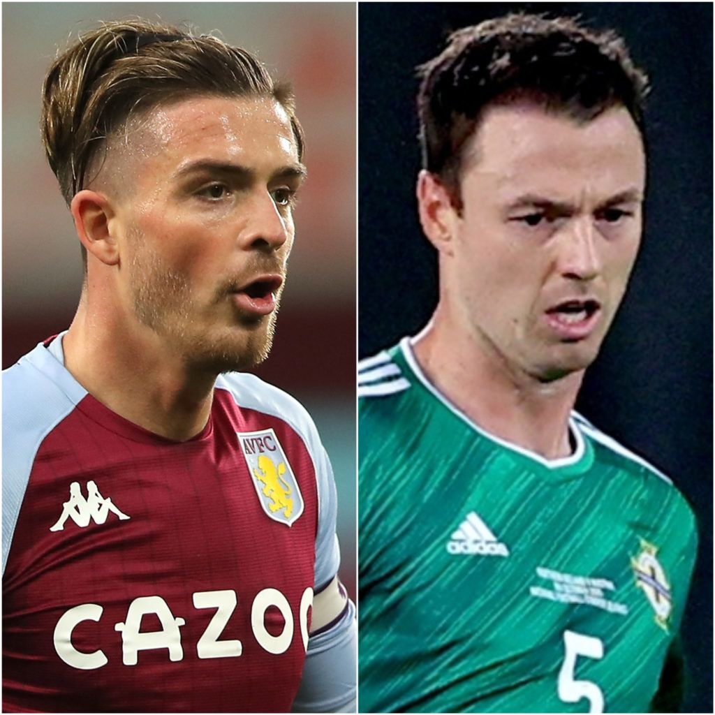 Transfer rumours: Jonny Evans to stay put while Jack Grealish may leave Villa