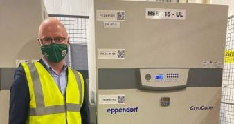 First Delivery Of Covid Vaccines Arrives In Ireland