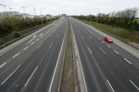 M50 To Become 'Managed Motorway' With Variable Speed Limits Set By Controllers