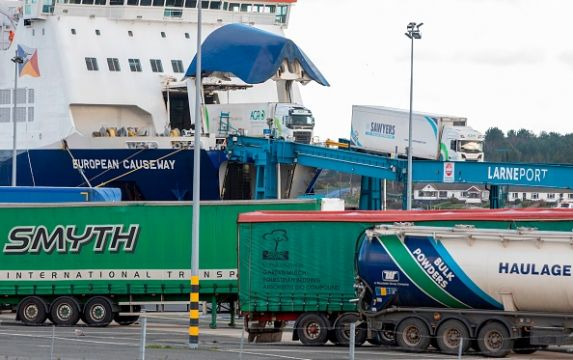 Brexit: Northern Ireland-Britain Supply Chain At Risk Of Collapse, Hauliers Warn