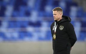 Damien Duff And Alan Kelly Argued Over Stephen Kenny Speech