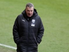 West Brom Boss Sam Allardyce: I Can't Promise Players Won't Hug If They Score