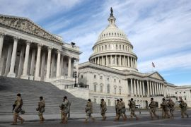 U.s. Capitals Prepare For Pro-Trump Armed Protests As Fbi Flags Risk Of Violence
