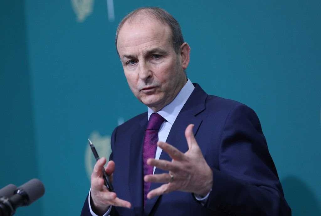 Taoiseach says more than half of people arriving home on Tuesday were on holiday