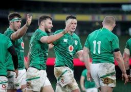 Two Uncapped Players Named In Ireland's Six Nations Squad