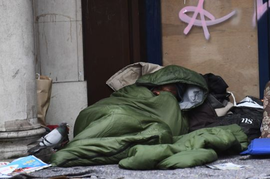 Public Asked To Make Properties Available For Homeless People