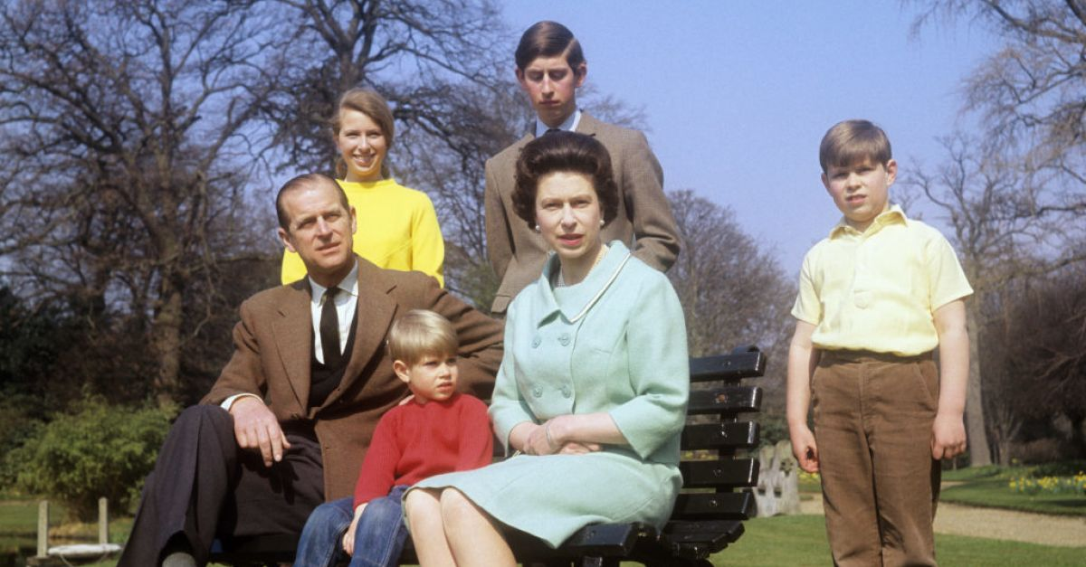 British royal family's banned documentary on YouTube before being taken down