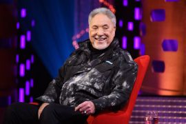 Tom Jones And Michelle O'neill Among This Week's Late Late Show Guests