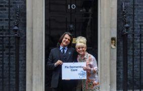 Barbara Windsor's Husband 'Disappointed' In Dementia Funding