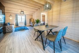Popularity Of Log Cabins Growing Amid Housing Crisis And Pandemic