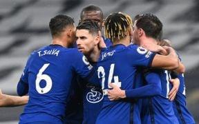 Chelsea Win Sees Sorry Spurs Slump To Third Successive Defeat