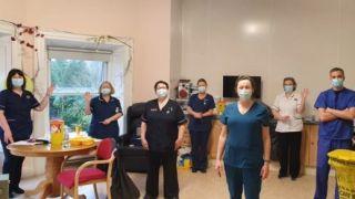 Nursing Home Inspired By Gardaí To Take On Viral Dance Challenge