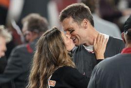Gisele Bundchen Congratulates Husband Tom Brady On Super Bowl Victory