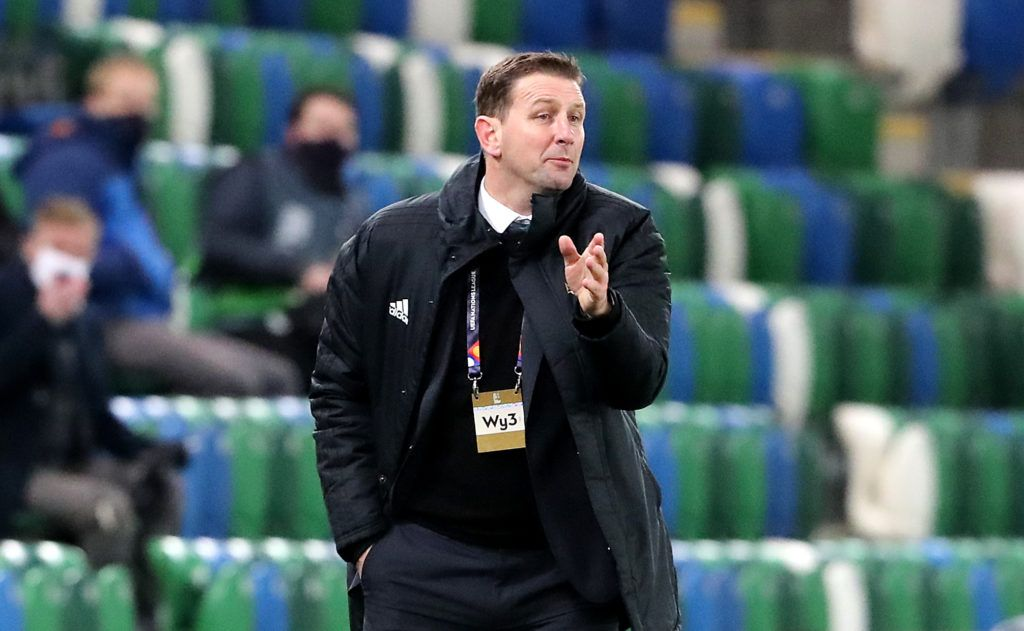 Northern Ireland to face United States in March friendly