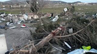 'It's Unbelievable': 16 Hurt As Tornado Tears Through Turkish Resort