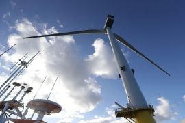 Windfarm Operator Gets Injunction Preventing Man From Digging Up Power Cables