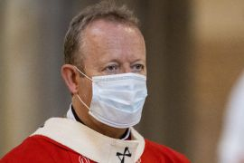 """Archbishop Expresses """"Deep Concerns"""" On Restrictions To Stephen Donnelly"""
