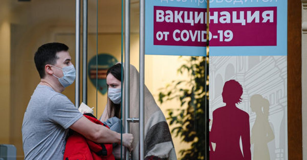 Russia approves its third Covid-19 vaccine, CoviVac