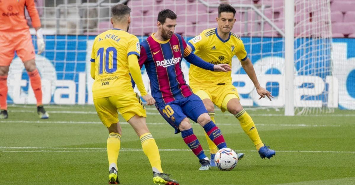 Image result for barcelona vs cadiz