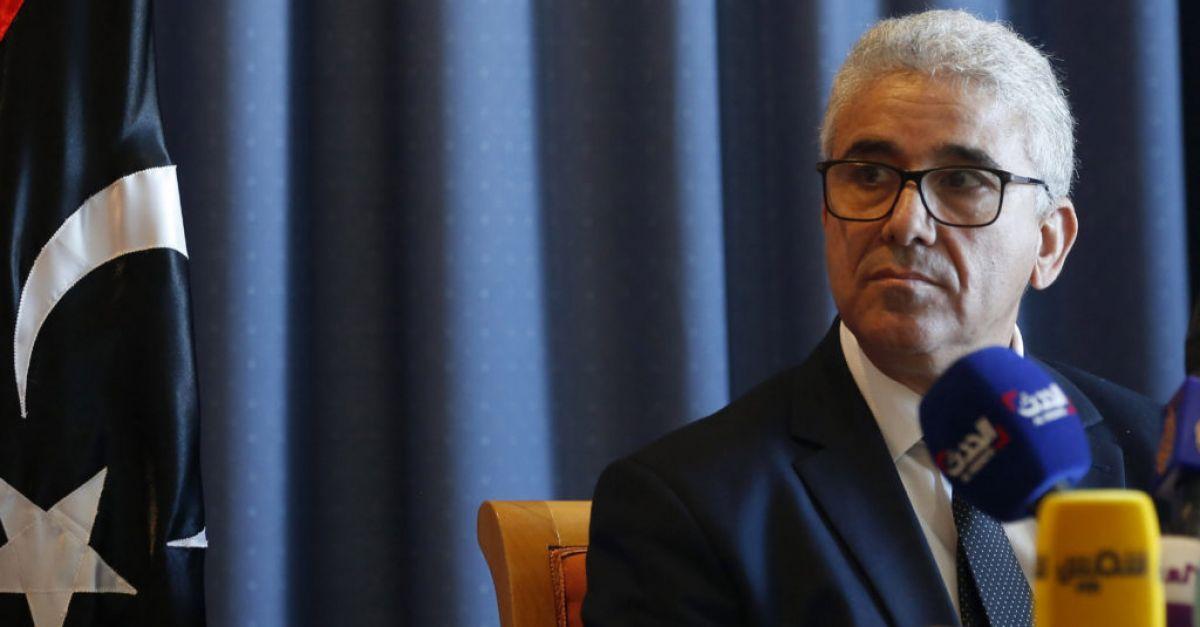 Libyan minister survives attack on motorcade