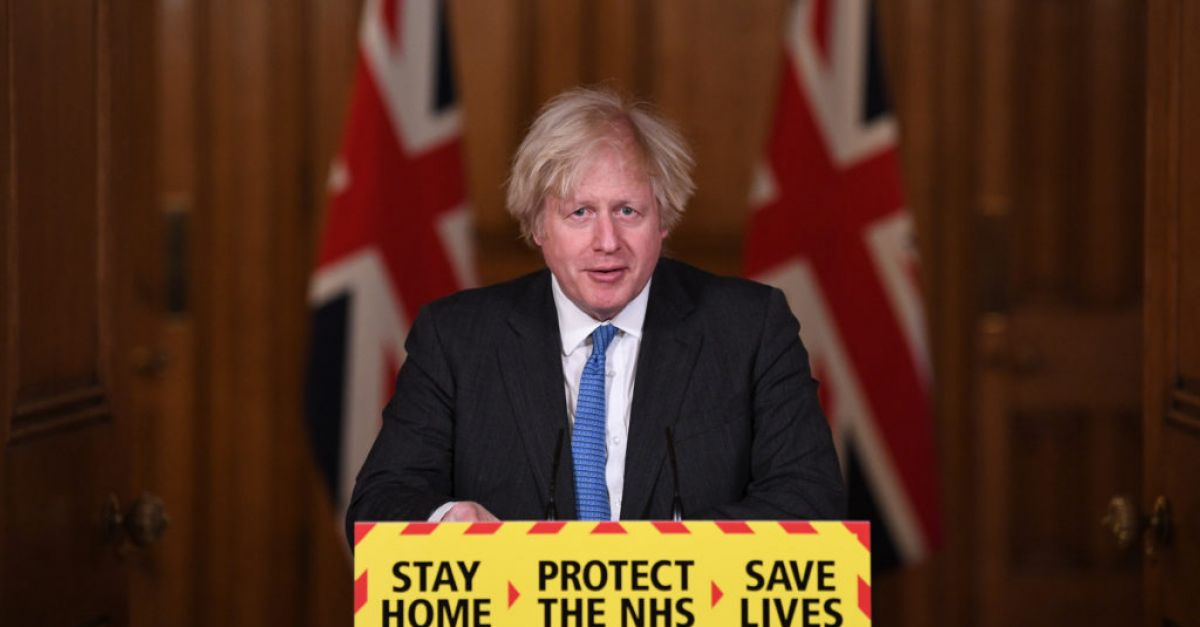 Schools, socialising and sports to return in England under Johnson's road map