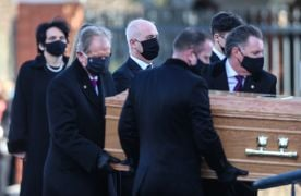 Tributes Paid At Funeral Of Dr Emer Holohan In Dublin